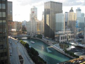 Swissotel Hotels Chicago Room View 2